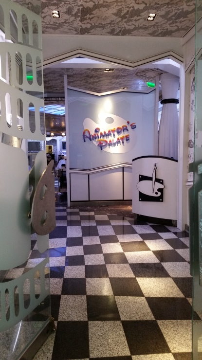 Entrance to Animator's Palate
