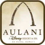 Aulani Button
