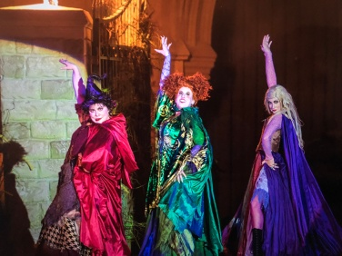 They'll put a spell on you! (Photo by Oh My Disney)