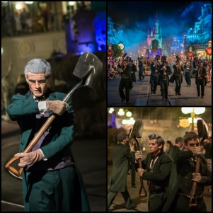 Gravediggers! (photo by WDW Shutterbug)