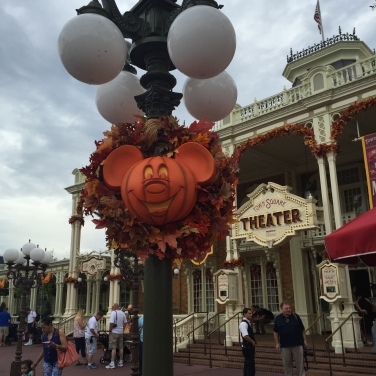 The best way to enter Main Street USA